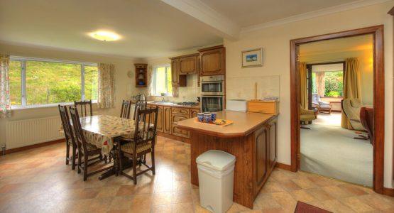 Barr-beithe Upper kitchen