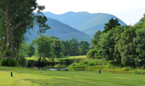 Dalmally Golf Course