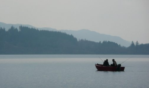 Fishing & Boat Hire on Loch Awe