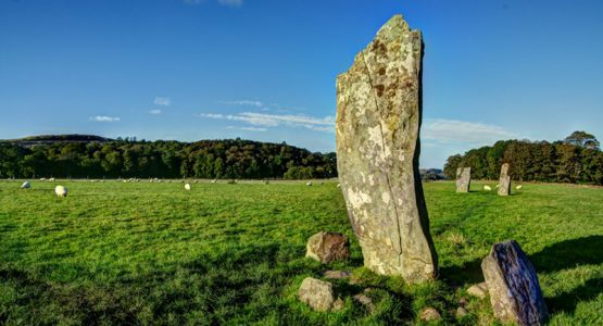 Nether Largie Standing Stones Kilmartin Glen
