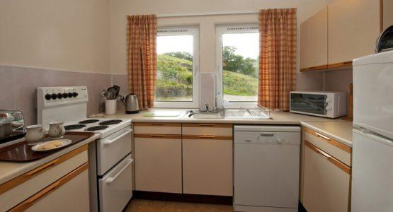 Stable Cottage kitchen