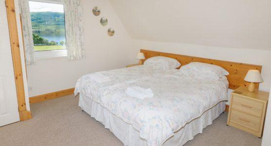 Stable Cottage master bedroom