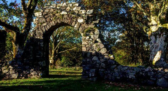 Carnassarie Castle, near Kilmartin, Argyll